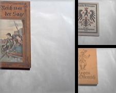 BURGEN SCHLÖSSER WAPPEN SAGEN KLÖSTER KIRCHEN Sammlung erstellt von Der ANTIQUAR in LAHR, Werner Engelmann