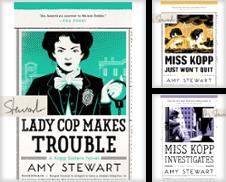Amy Stewart Sammlung erstellt von Downtown Brown Books