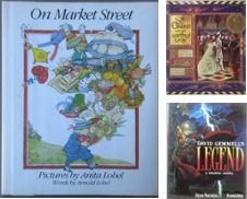 Illustrated Curated by Rainford & Parris Books - PBFA