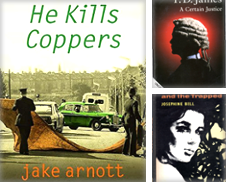 Crime Fiction Curated by Ian McKelvie Bookseller