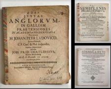 Alte Drucke (16 /17 Jahrhundert) erstellt von Umbruch Verlag & Versandantiquariat
