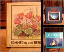 Bergwelt Sammlung erstellt von Antiquariat Buchau