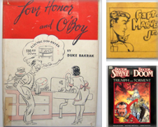 Comics, Graphic Novels Curated by Hang Fire Books