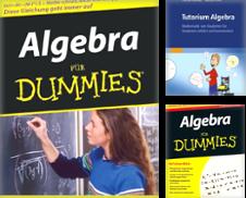 Algebra Proposé par FACHBUCH ANTIQUARIAT