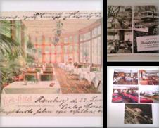 Postkarten Gaststätten, Hotels, Ausflugslokale erstellt von ABC Versand