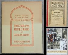Afrique du Nord Proposé par Librairie les mains dans les poches