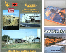 Railroad Curated by TransAmerica Books