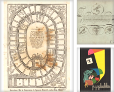 Decorative Prints Curated by Antiquariat Dasa Pahor
