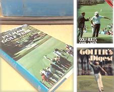 Golf Curated by Graham  Toms Fine & Rare Books
