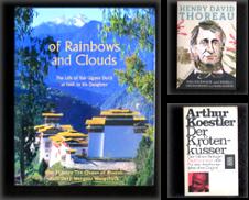 Belletristik (Biographien) Sammlung erstellt von Antiquariat und Verlag Nikolai Löwenkamp