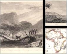 Ansichten und Landkarten Afrika Sammlung erstellt von Antiquariat Heinz Tessin