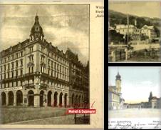 Ansichtskarten Sammlung erstellt von Antiquariat MEINDL & SULZMANN OG