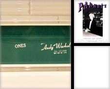 Andy Warhol erstellt von Arcana: Books on the Arts