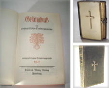 Andachsbücher Sammlung erstellt von Adalbert Gregor Schmidt