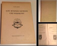 Architektur de Antiquariat A. Wempe
