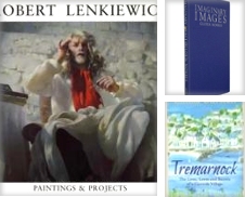 Art Curated by Bookends of Fowey