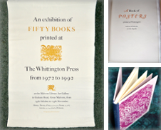 The Whittington Press Curated by Woodbridge Rare Books