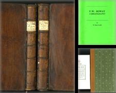 Books on Books Sammlung erstellt von Pazzo Books (ABAA-ILAB)