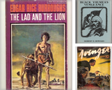 Adventure Fiction Sammlung erstellt von biblioboy