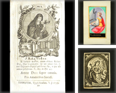 Andachtsbilder, Santini, Holy cards Proposé par Antiquariat Wolfgang Friebes