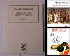 franzoesischsprachige Literatur Sammlung erstellt von Versandantiquariat Christoph Groß