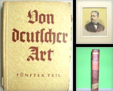 Biographien Sammlung erstellt von Antiquariat Kurt Pflugmacher