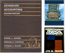 Accounting Curated by The Published Page Bookshop