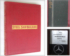 Automotive and Aviation Curated by Yesterday's Book Shop (Member IOBA)
