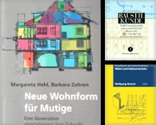 Architektur, Bauen, Wohnen Sammlung erstellt von Buchladen Allegra
