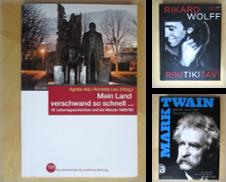 Biographie Sammlung erstellt von Lesart Online
