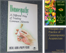 Alternative Medicine Curated by Peace of Mind Bookstore