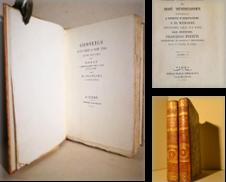 Bodoni Sammlung erstellt von AU SOLEIL D'OR Studio Bibliografico