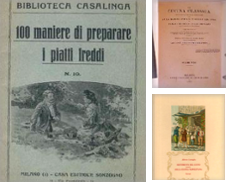 Cucina Di Libri Antichi e Rari di A. Castiglioni