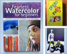 Art Curated by Jake's Place Books