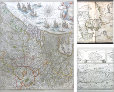 Cartografia europea Di BOTTEGHINA D'ARTE GALLERIA KÚPROS
