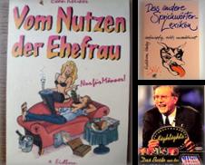 Cartoon Sammlung erstellt von Dr. Reinhard Hauke Versandantiquariat