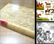 Caballos de Berrocal Libros Antiguos