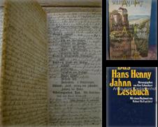 Literatur- und Sprachwissenschaft Sammlung erstellt von Antiquariat Renate Wolf-Kurz M.A.