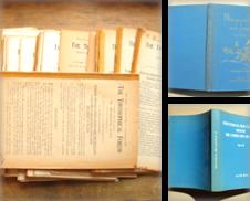 Esoterik Sammlung erstellt von Cassiodor Antiquariat