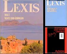 Literatur & Sprachwissenschaften Sammlung erstellt von ABC Antiquariat, Einzelunternehmen
