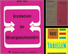 Ausbildung Sammlung erstellt von Bücherhandel-im-Netz/Versandantiquariat