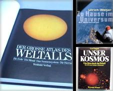 Astronomie Sammlung erstellt von Buch et cetera Antiquariatsbuchhandel
