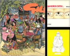 Karikatur Sammlung erstellt von Antiquariat Hohmann