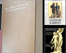 Klassische Sprachwissenschaften Sammlung erstellt von Antiquariat Hujer