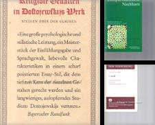 Literaturwissenschaft erstellt von Antiquariat Kastanienhof
