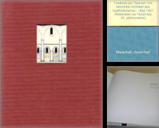 Architektur Sammlung erstellt von Antiquariat Bernhardt