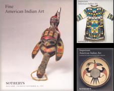 American Indian Art Proposé par Heights Catalogues, Books, Comics