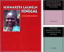 Afrikanistik Curated by SKULIMA Wiss. Versandbuchhandlung