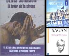Novela y Narrativa Extranjera de 2 vendedores
