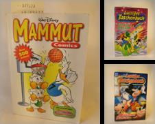 amerikanische Comics Sammlung erstellt von ANTIQUARIAT Franke BRUDDENBOOKS